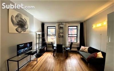 Image 1 either furnished or unfurnished Studio bedroom Apartment for rent in Upper East Side, Manhattan