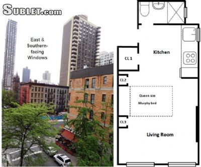 Image 10 either furnished or unfurnished Studio bedroom Apartment for rent in Upper East Side, Manhattan