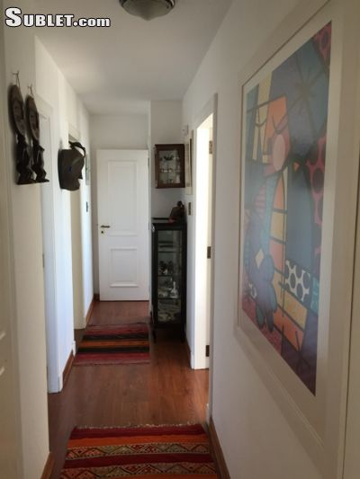 Image 1 furnished 1 bedroom Apartment for rent in Pocitos, Montevideo