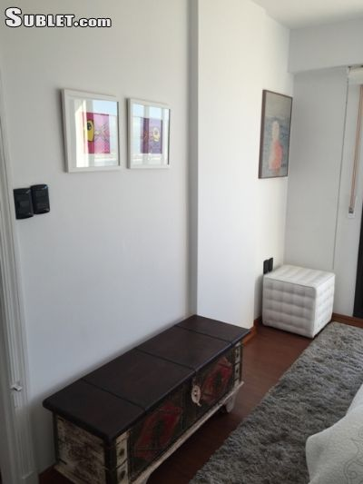 Image 4 furnished 1 bedroom Apartment for rent in Pocitos, Montevideo