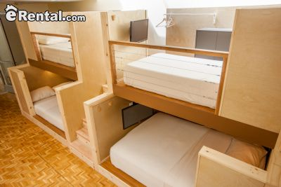 Image 3 Furnished room to rent in Nob Hill, San Francisco 5 bedroom Dorm Style