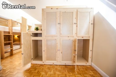 Image 4 Furnished room to rent in Nob Hill, San Francisco 5 bedroom Dorm Style