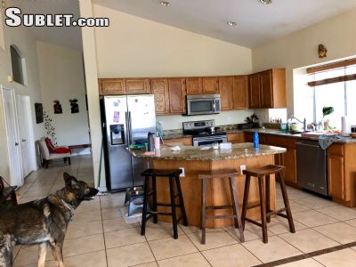Image 5 Furnished room to rent in Cave Creek Area, Phoenix Area 3 bedroom House