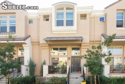 Image 3 Furnished room to rent in Mountain View, San Mateo (Peninsula) 3 bedroom Apartment