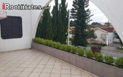 Image 2 Furnished room to rent in Curitiba, Parana 5 bedroom House