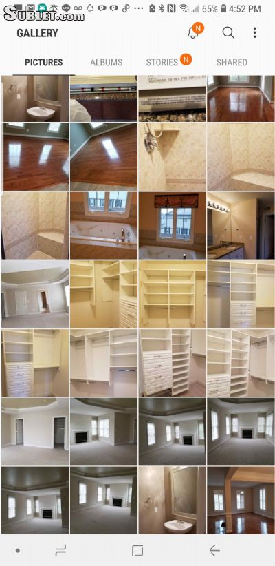 Image 1 either furnished or unfurnished 3 bedroom Townhouse for rent in Lorton, DC Metro