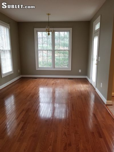 Image 3 either furnished or unfurnished 3 bedroom Townhouse for rent in Lorton, DC Metro