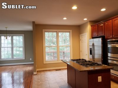 Image 5 either furnished or unfurnished 3 bedroom Townhouse for rent in Lorton, DC Metro