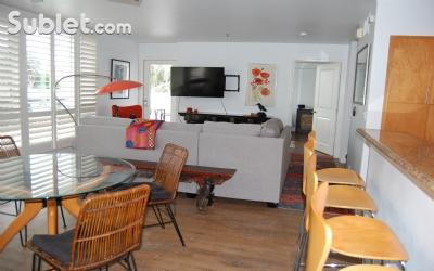 Image 3 furnished 2 bedroom Apartment for rent in Pacific Beach, Northern San Diego
