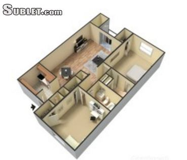 Image 5 unfurnished 2 bedroom Apartment for rent in Little Rock, Little Rock Area