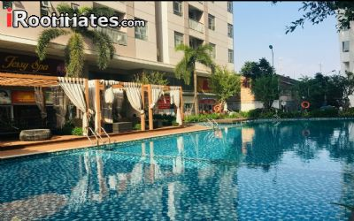 Image 1 Furnished room to rent in District 7, Ho Chi Minh City 2 bedroom Apartment