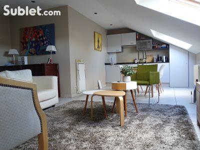 Image 1 furnished Studio bedroom Apartment for rent in Halle Vilvoorde, Flemish Brabant