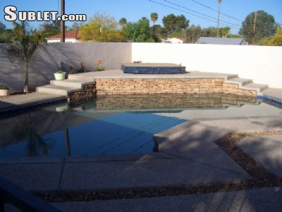 Image 1 furnished 4 bedroom House for rent in Pima (Tucson), Old West Country