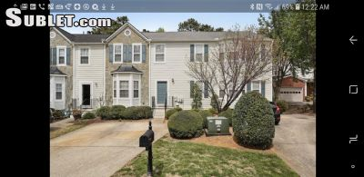 Image 10 Furnished room to rent in Duluth, Gwinnett County 3 bedroom Townhouse