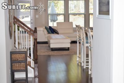 Image 1 Furnished room to rent in Morrisville, Wake (Raleigh) 4 bedroom Townhouse