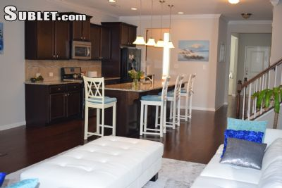 Image 6 Furnished room to rent in Morrisville, Wake (Raleigh) 4 bedroom Townhouse