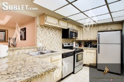 Image 6 furnished 1 bedroom Apartment for rent in Paradise, Las Vegas Area