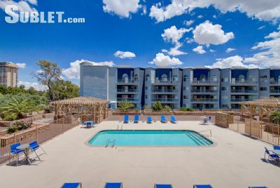 Image 8 furnished 1 bedroom Apartment for rent in Paradise, Las Vegas Area