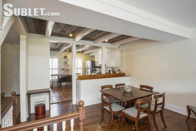 Image 3 furnished 2 bedroom Townhouse for rent in Greenwich, Southwest CT