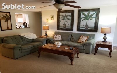 Image 2 furnished 3 bedroom House for rent in New Port Richey, Pasco (New Port Richey)
