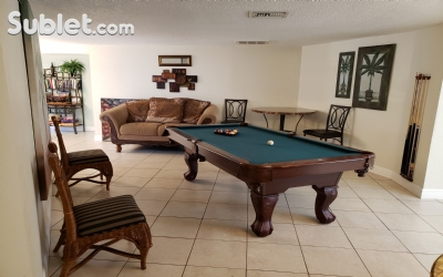 Image 3 furnished 3 bedroom House for rent in New Port Richey, Pasco (New Port Richey)