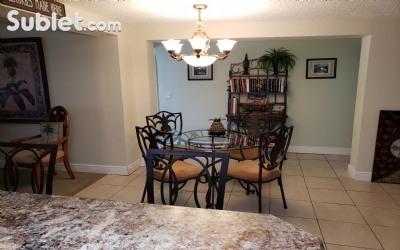 Image 5 furnished 3 bedroom House for rent in New Port Richey, Pasco (New Port Richey)