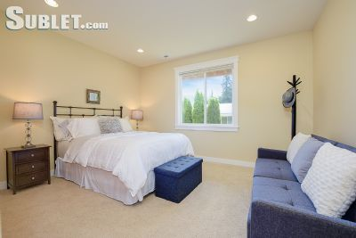 Image 7 furnished 2 bedroom House for rent in Kirkland, Seattle Area
