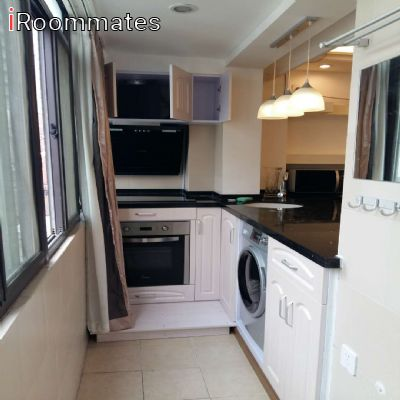 Image 4 Furnished room to rent in Jing an, Shanghai Proper 2 bedroom Apartment