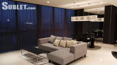 Image 1 furnished 2 bedroom Apartment for rent in Central Jakarta, Jakarta