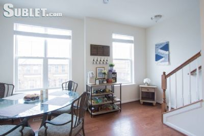 Image 4 Furnished room to rent in Northeast, DC Metro 1 bedroom Townhouse