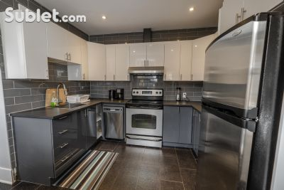Image 12 Furnished room to rent in Plateau Mount Royal, Montreal 4 bedroom Apartment