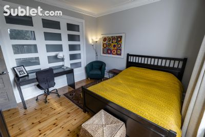 Image 3 Furnished room to rent in Plateau Mount Royal, Montreal 4 bedroom Apartment