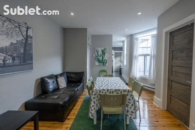 Image 8 Furnished room to rent in Plateau Mount Royal, Montreal 4 bedroom Apartment