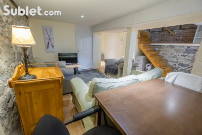 Image 1 furnished 5 bedroom House for rent in Plateau Mount Royal, Montreal