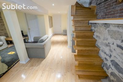 Image 2 furnished 5 bedroom House for rent in Plateau Mount Royal, Montreal