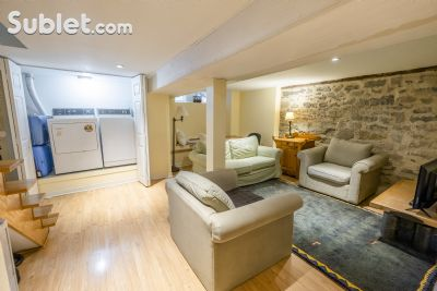 Image 3 furnished 5 bedroom House for rent in Plateau Mount Royal, Montreal