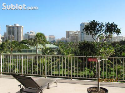 Image 17 furnished Studio bedroom Apartment for rent in Waikiki, Oahu
