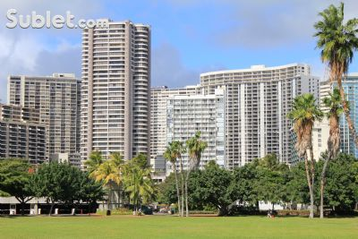 Image 20 furnished Studio bedroom Apartment for rent in Waikiki, Oahu