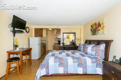 Image 3 furnished Studio bedroom Apartment for rent in Waikiki, Oahu