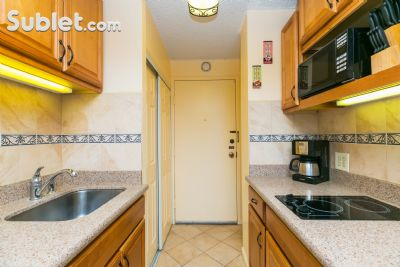 Image 5 furnished Studio bedroom Apartment for rent in Waikiki, Oahu