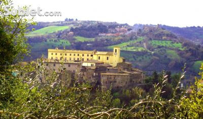 Image 1 furnished 1 bedroom House for rent in Celleno, Viterbo