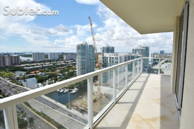 Image 12 furnished 2 bedroom Apartment for rent in Sunny Isles Beach, Miami Area