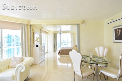 Image 2 furnished 2 bedroom Apartment for rent in Sunny Isles Beach, Miami Area