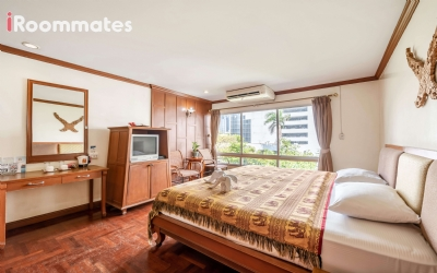 Image 1 Furnished room to rent in Khlong Toei, Bangkok 1 bedroom Hotel or B&B