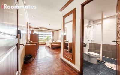 Image 2 Furnished room to rent in Khlong Toei, Bangkok 1 bedroom Hotel or B&B