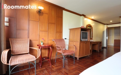 Image 4 Furnished room to rent in Khlong Toei, Bangkok 1 bedroom Hotel or B&B