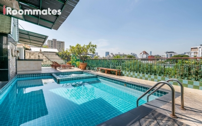 Image 5 Furnished room to rent in Khlong Toei, Bangkok 1 bedroom Hotel or B&B
