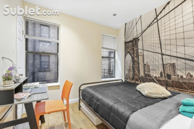 rooms for rent in Manhattan