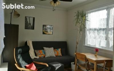 Image 1 furnished 1 bedroom Apartment for rent in Harlem West, Manhattan