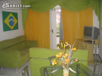 Image 1 furnished 2 bedroom Apartment for rent in Fortaleza, Ceara
